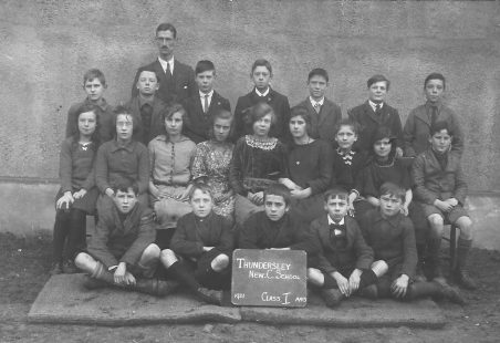Thundersley Primary School - Class Photo 1921