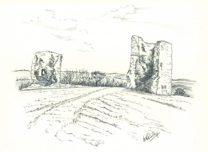 Hadleigh - Hadleigh Castle