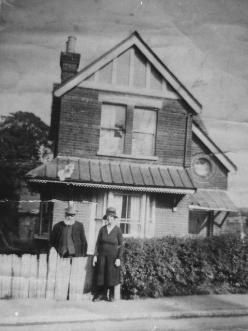 Suffolk House at Little Tarpots, around 1930  | Tookey photo collection