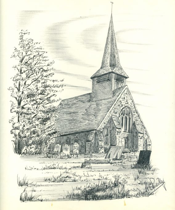 Thundersley - St Peters Church