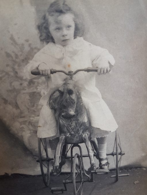 Alice Sumner (John Fredk.'s mother) as a child | Pamela-Jeanetta Bird Gaines