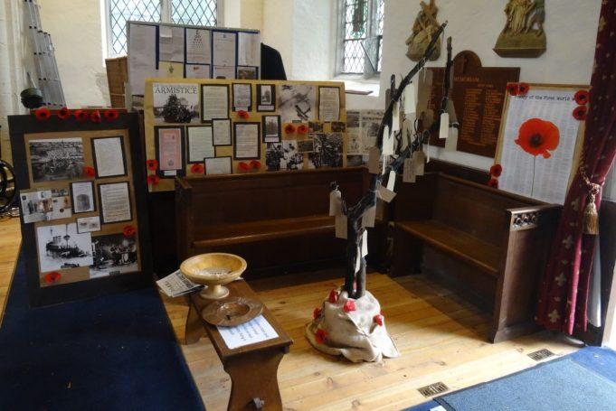 St Mary's Church exhibition | Jenny Day