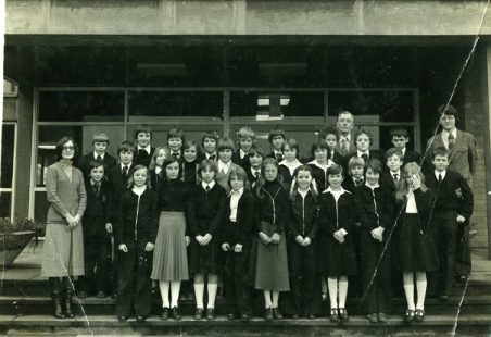 Appleton School 1979 and 1980