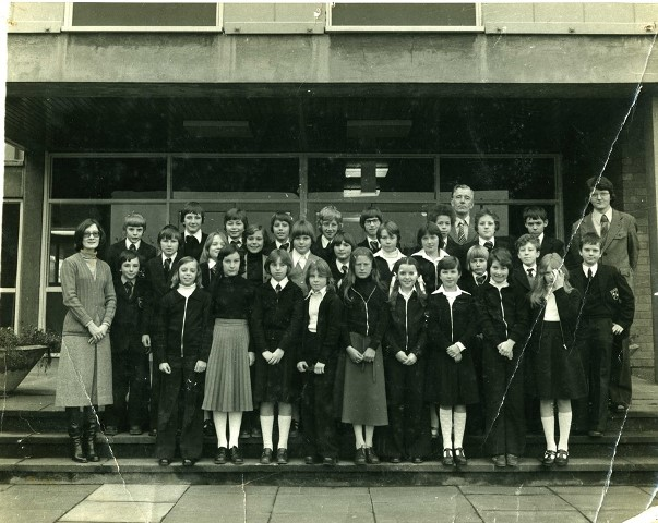 Appleton School 1980 Form 3Y