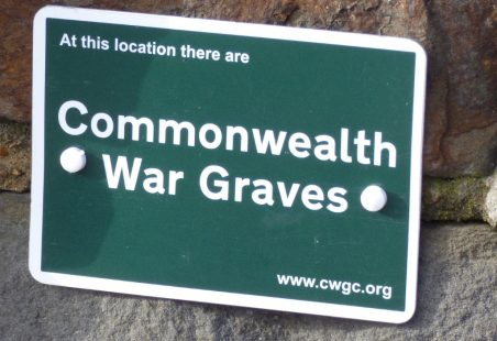 Benfleet's Commonwealth War Graves