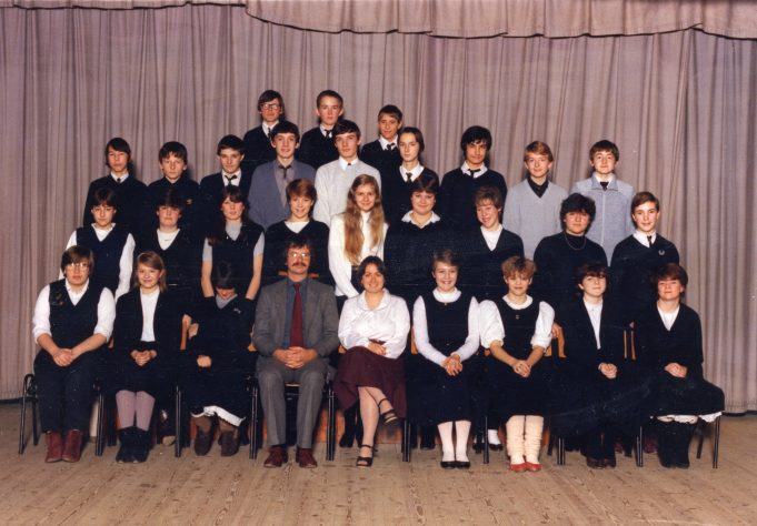 Appleton School 1979