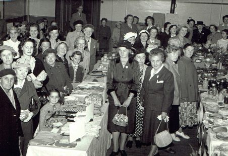 Tarpots Hall - A Function from the mid 1950s