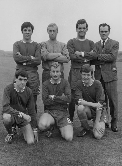 6-a-side football competition 1965-66 | John Peters