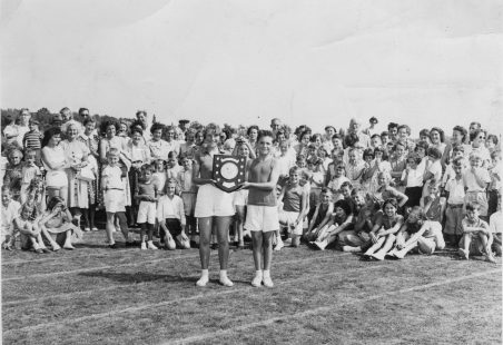 South Benfleet Junior School sports c.1958/59