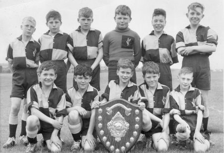 South Benfleet County Junior School XI, 1957/58
