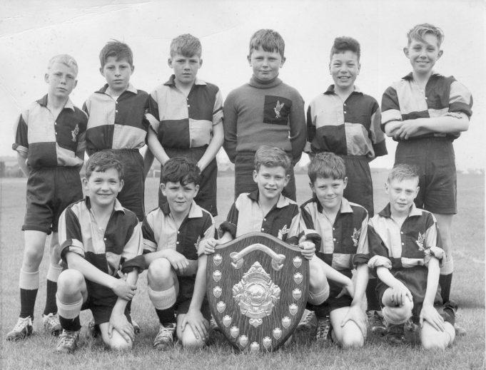 Benfleet Juniors 1957/58, Benfleet Shield Finalists | John Peters