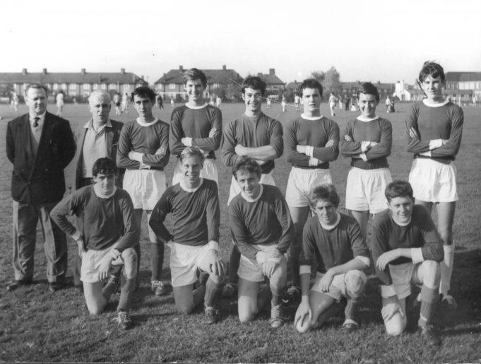 Benfleet Rangers Youth team 1964 | John Peters