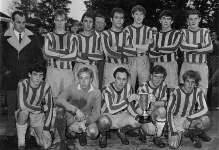 Parkfields Athletic 1964-65