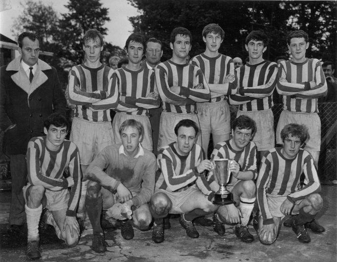 Parkfields Athletic football team 1964-65 | John Peters