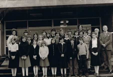 Appleton Comprehensive 1977 / 1978