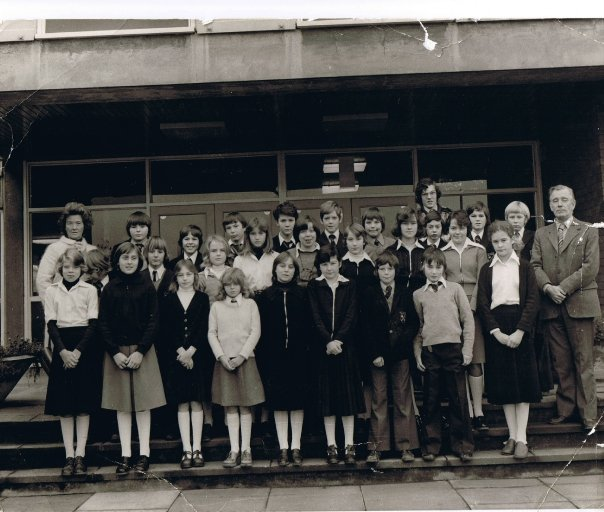 Class 1D - Appleton Comprehensive 1977 / 1978 | Wendy Pedder