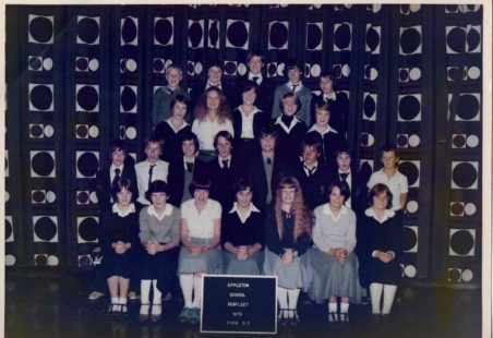 Appleton Comprehensive 1979
