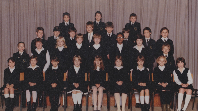 Appleton School Class Y5 in our first year 1982 | Wayne Harris