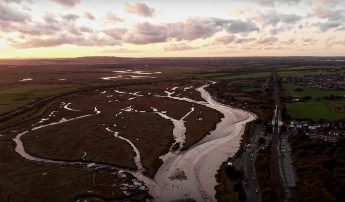 Benfleet Creek | Brad Goldberg