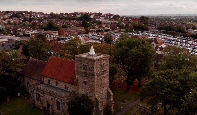 St Mary's Church, South Benfleet | Brad Goldberg