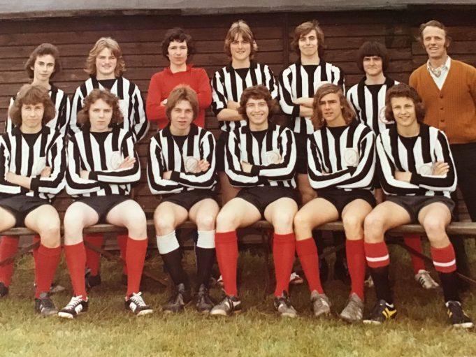 Thundersley Rovers   Brian Lazell