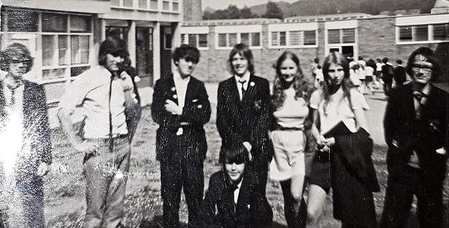 Appleton kids (probably 1972) | Ian Lipscomb