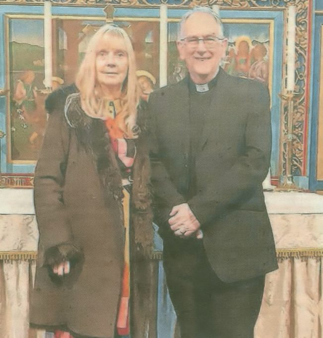 Goodbye - Father Leslie Drake and his wife Yolanda | The Echo