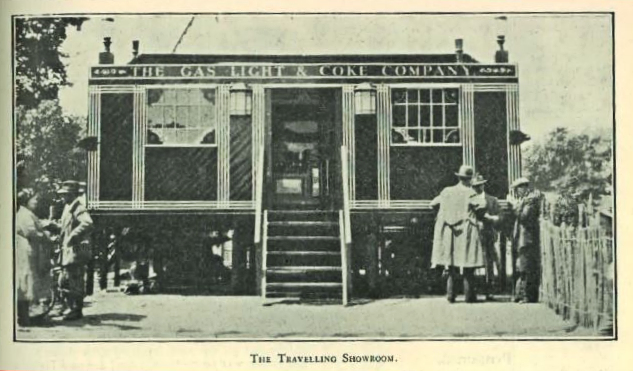 The Gas Light & Coke Company Travelling Showroom | The National Gas Archive