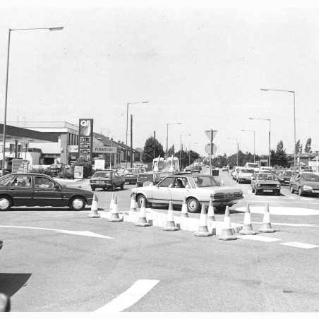 Tarpots Mini-roundabouts in 1989 | Echo News