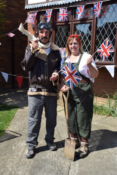 VE Day Celebrations Albion Road | Melanie Graham