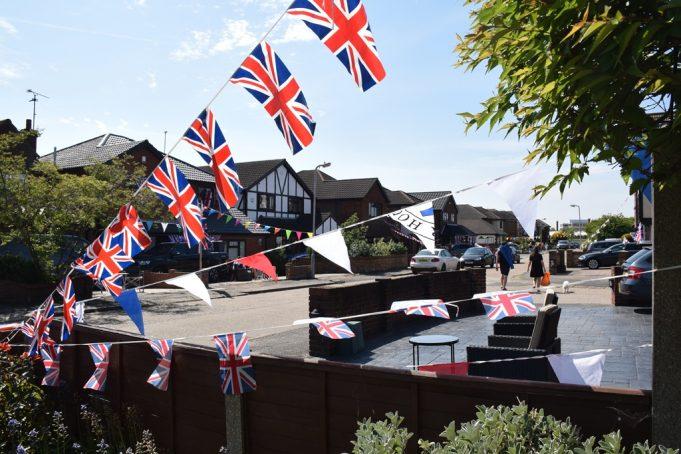 VE Day Celebrations Albion Road | Melanie Graham