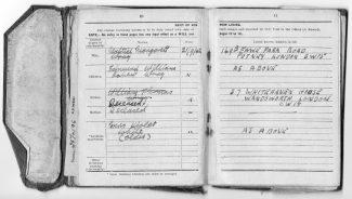 A.E. Wray WW2 relatives | Janet Walden