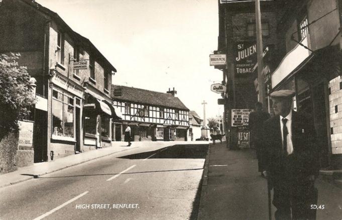High Street, Benfleet