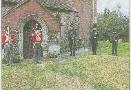 Memorial Service for John Cole