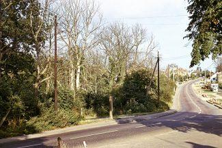 Church Road looking towards Pond's Corner | Geoff Radford