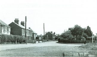 Ponds Corner c.1955