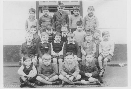 Thundersley Primary School 1948/49