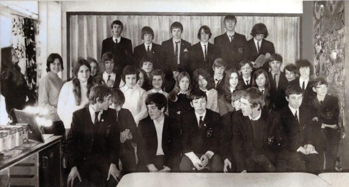 Mr Selwood' class | Pauline Sleap