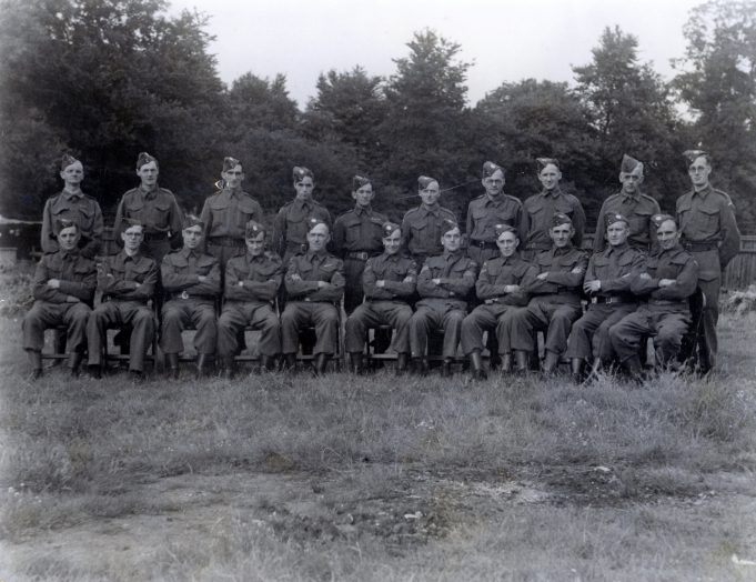 Benfleet Home Guard, 54th CLESC Battalion County of London Electricity Supply Company | Peter Adams