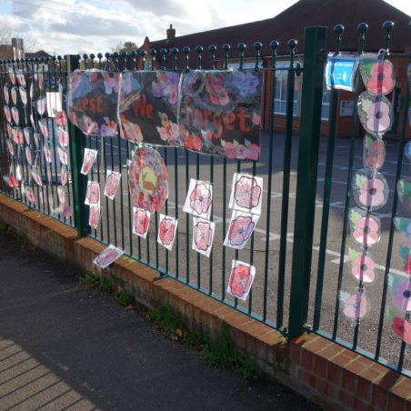 South Benfleet Primary School Display | Phil Coley