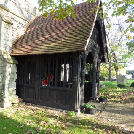 St Marys Church porch | Phil Coley
