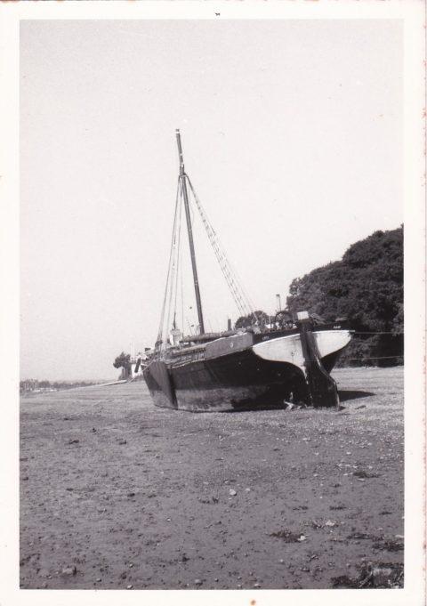 Scone at Upnor in 1978 | Steve Mallett
