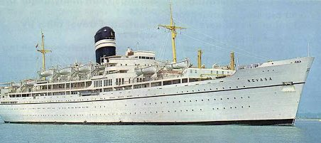 1971 South Benfleet School Cruise to Norway & Denmark