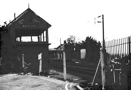 Benfleet Station Signal Box