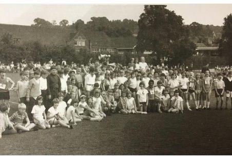 Sports Day South Benfleet School