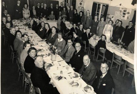 Benfleet Horticultural Society 1956?