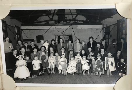 Children's Fancy Dress 1953/4