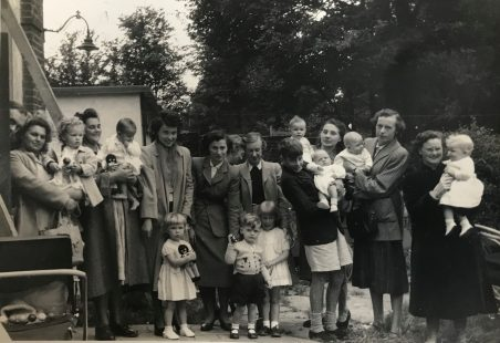 Benfleet Young Wives 1954