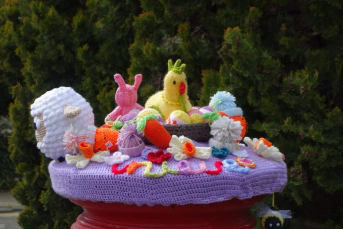 Easter Bonnet 2021 from right | Phil Coley