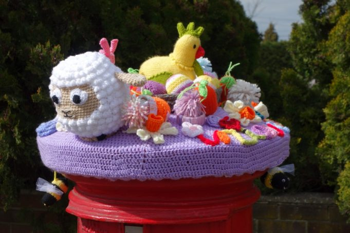Easter Bonnet 2021 from front | Phil Coley